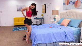 Aidra Fox and her big ass get a creampie – Naughty America
