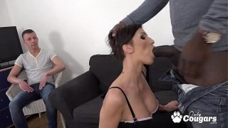 Gabrielle Gucci Makes Her Hubby Eat Another Mans Anal Creampie – Cuckold